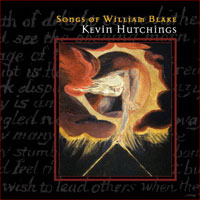 'Songs of William Blake' album cover art